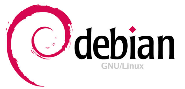 Debian Logo transparent