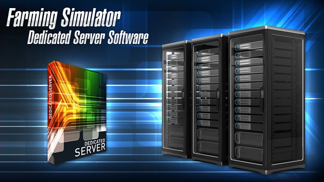 Bald Dedicated Server für Landwirtschafts Simulator 2013?