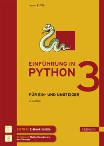 Dieses Python Buch habe ich letztendlich gekauft.