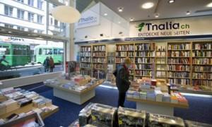 Ein weiteres Beispiel: So viel Platz, kaum Bücher. Phah!