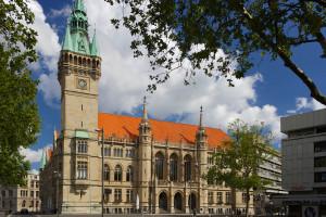 Majestätisch: Das Standesamt Braunschweig