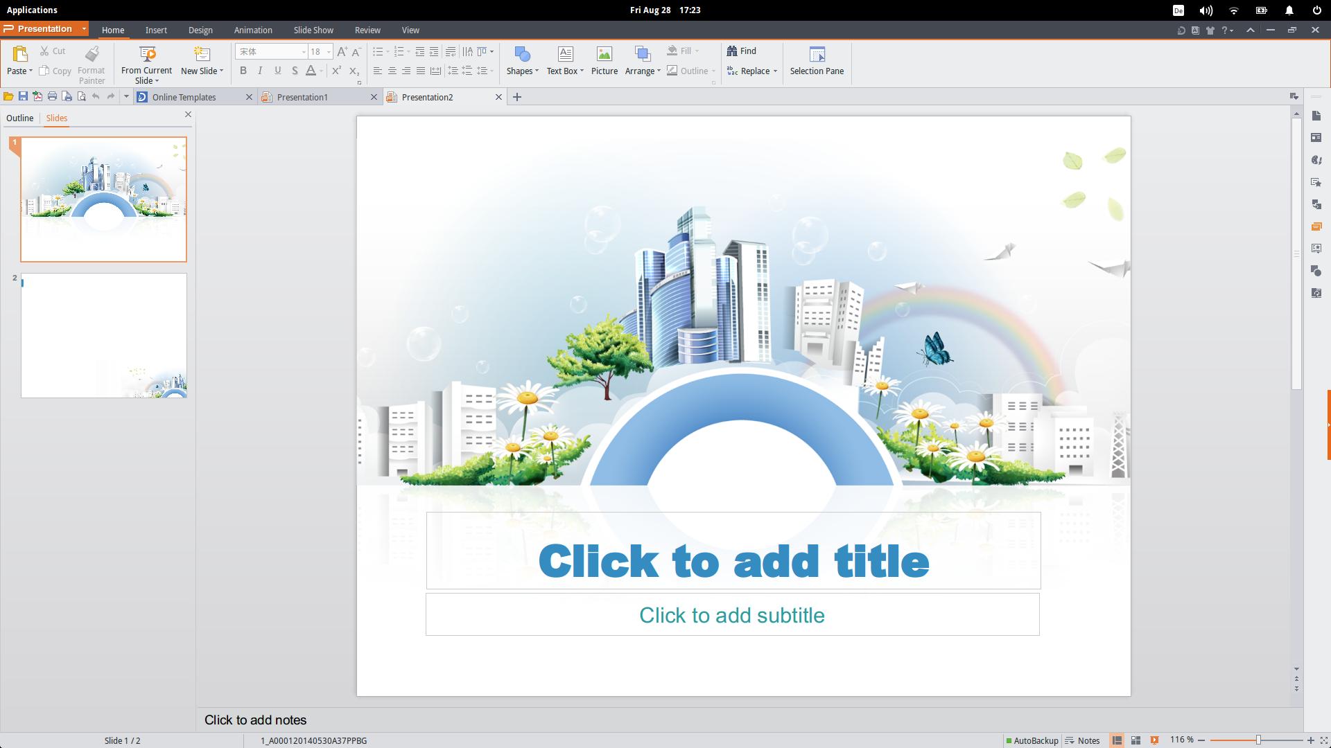 Das bessere LibreOffice? WPS Office für Linux » schroeffu.blog