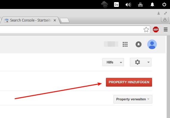 Google Webmaster (Google Search Console) sollte über die neue Domain-Erreichbarkeit unterrichtet werden.