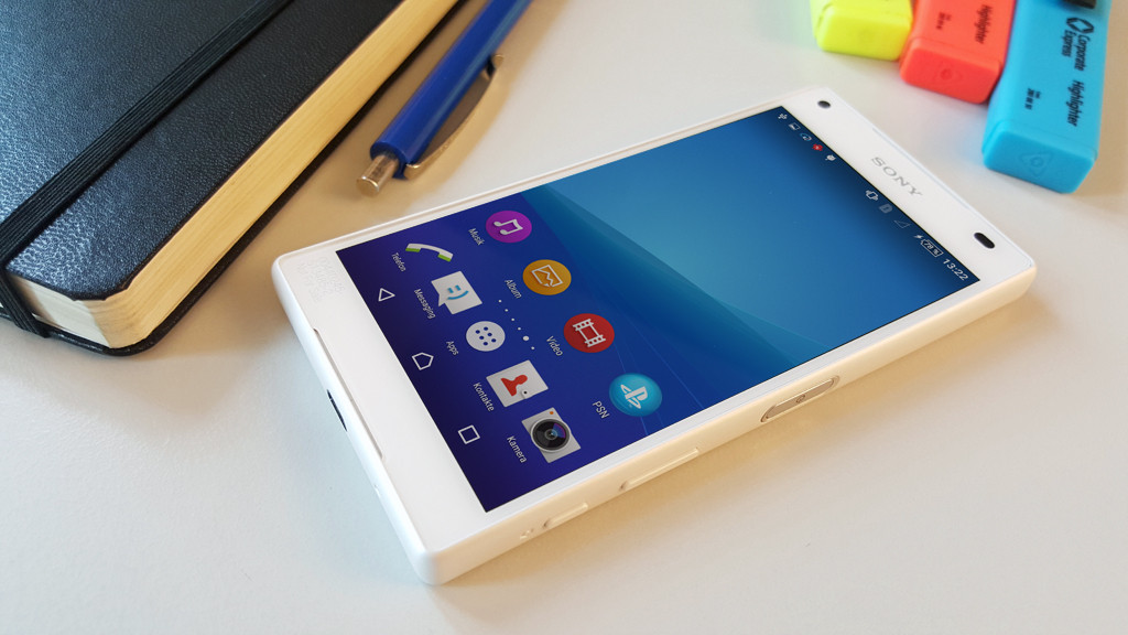 Bloggen mit der Stimme! Heute: Das Sony Z5 Compact