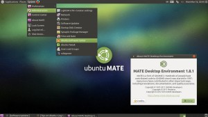 Ubuntu Mate, Mate Desktop (früher: Gnome 2)