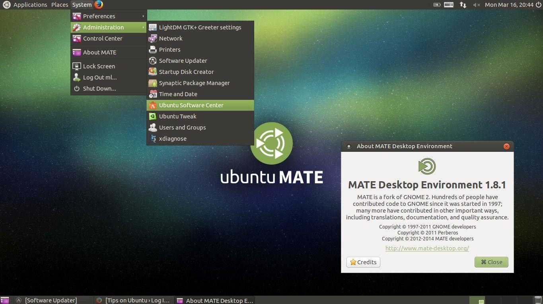 How to customize MATE desktop