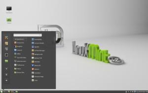 Linux Mint, Desktop Cinnamon