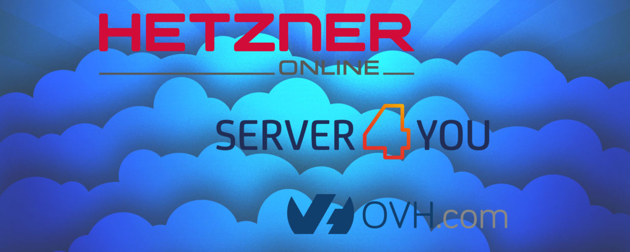 Günstige VPS-Server im Performance-Test: Hetzner vs. Server4You vs. OVH