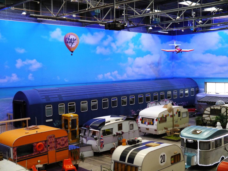 Schlafen im Zugwaggon – Hotel der besonderen Art (Bonn)