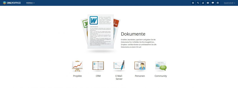 ONLYOFFICE ausprobiert: Besser als GoogleDrive, Zoho und Nextcloud?