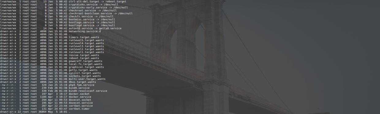Systemd: Einfache Stop- & Startscripte am Beispiel Teamspeak 3